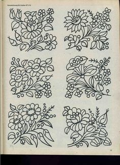 Getting to Know Brazilian Embroidery - Embroidery Patterns Hungarian Embroidery, Hardanger Embroidery, Folk Embroidery, Brazilian Embroidery, Learn Embroidery, Hand Embroidery Patterns, Cross Stitch Embroidery, Embroidery Designs, Flower Embroidery