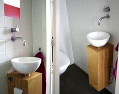 Lave main pour les toilettes !