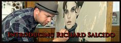 Meet Richard Salcido one of Silver Queen Fine Art's favorite artists.