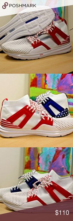 Puma Ignite EvoKnit B.O.G Limitless 4th of July Puma Ignite EvoKnit B.O.G Limitless 4th of July Olympic 364801-01 Mens Size 13  New without box Thank you for viewing our posh store if you have any questions please do not hesitate to ask questions about the items you want to buy. We are constantly working on improving our customer service and overall satisfaction. Follow our posh store for updates and deals, thank you for supporting us. Puma Shoes Sneakers