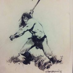 Conan by Cary Nord.