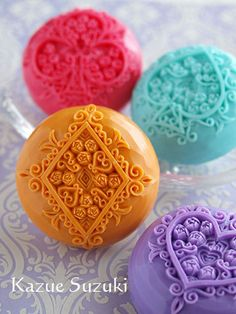soap carving.