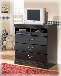 B12839 In By Ashley Furniture In Branson, MO   Media Chest
