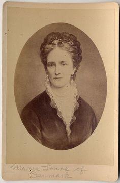 Princess Marie Louise of Denmark 1875–1906