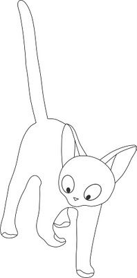 1000 images about colouring on pinterest colouring for Kiki s delivery service coloring pages