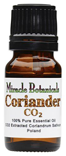 Coriander essential oil is commonly used in aromatherapy to help support the digestive and hormonal systems. The oil is also useful as a mental relaxant and a physical stimulant.  Coriander essential ...