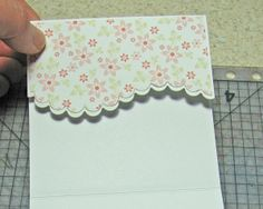 Jusing nestables in a different way. Word window punch gift card holder card.