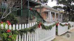 Christmas at Sovereign Hill, Ballarat, Victoria Australia