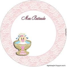 Free Printables, Kit Digital, Invitations, Frame, Pink, Template, Cata, Dragon Ball, Alice