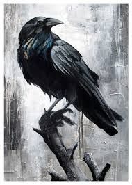Image result for crow and rose tattoo