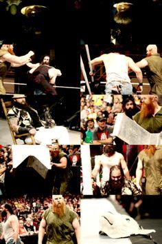 The Wyatt Family attacks Kane The Wyatt Family, Concert, Concerts