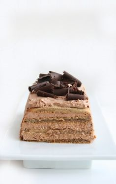 Chocolate Tiramisu - Thanksgiving Desserts - Easy No-Bake Recipes - Good Housekeeping
