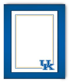 Take a look at this Blue Kentucky Magnetic Dry-Erase Board by Decoboards on #zulily today!