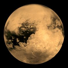 Methane Lakes Raise Hopes of Life on Titan