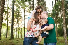 Ensaio de família | Marcia + Wallison = Mel e Miguel {Fotografia: Barbara Vanzo}