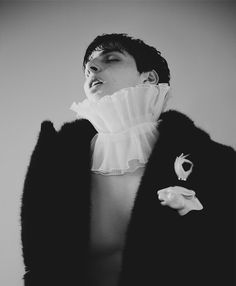 Carlos Fernández photographed by David Díez and styled by Peter Sposito, in exclusive for Fucking Young! Online. Assistant: Claudia López