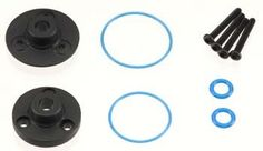 TRA7080 - Cover Plates/Diff/Gaskets VXL. Cover Plates/Diff/Gaskets VXL