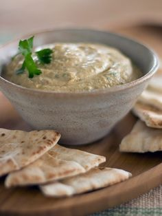 Try hummus on your sandwich for some healthy added flavor!