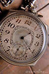 Antique pocket watch..