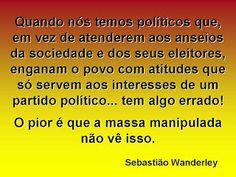 Pensamentos Soltos: Acorda Brasil!!!