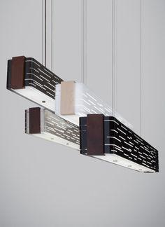 Tech Lighting Revel Linear Suspension Antique Bronze $1,590.00 Revel Linear…