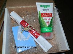 Appunti sul Blog: #beauty I Provenzali, SOS Pelle con Aloe vera al 9...