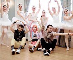 taylor is my fav prima ballerina