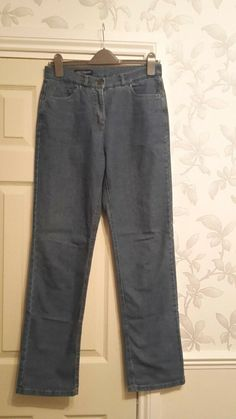 Mens Lee Cooper Brown Contrast Stitching Denim Jeans Sizes Waist from 30 to 40