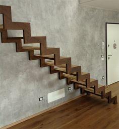 scala cor-ten, TREVISO, 2012 #Treppen #Stairs #Escaleras repinned by www.smg-treppen.de