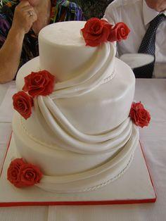 Wedding Cake - torta anniversario di matrimonio