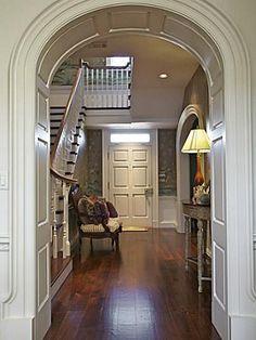 Classic Georgian Foyer