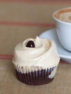 Devil's Food Cupcakes   Recipe Girl