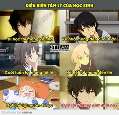 Nothing..Just Anime #hàihước Hài hước #amreading #books #wattpad Anime Funny Moments, Fan Anime, Comedy Anime, Anime Version, Hyouka, Comic Pictures, Anime Scenery, Anime Chibi, Anime Comics