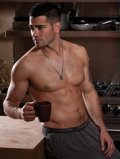 Jesse Metcalfe - I smell a cougar on the loose lol