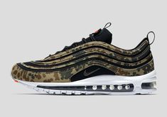 Nike Air Max 97 Country Camo 😍 these look dope can't lie