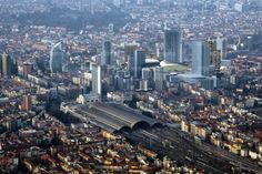 """Milano """"stressa"""" meno! (Park Hyatt Milano e Sisley)"""