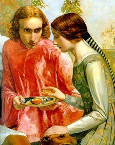 Lorenzo+and+Isabella+-+dettaglio+1849.jpg (897×1134)