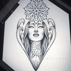 Deep connection with Life no words just have visions and connected dee Joly Vision Flash Tattoo Tattoo Sketches, Tattoo Drawings, Tattoo Studio, Tattoo Dotwork, Tatoo Designs, Sacred Geometry Tattoo, Geometric Mandala, Mandala Tattoo Design, Dot Work Tattoo