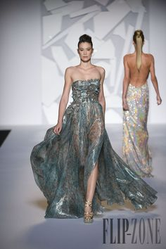 Abed Mahfouz Fall-Winter 2012-2013 Haute Couture
