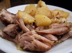 kreas-me-patates Pot Roast, Pork, Beef, Cooking, Ethnic Recipes, Carne Asada, Kale Stir Fry, Meat, Kitchen