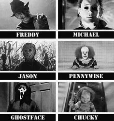 The Men of Horror