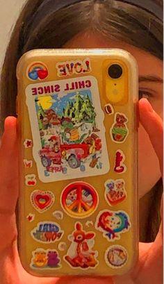 Diy Phone Case, Cute Phone Cases, Iphone Cases, Coque Vintage, Capas Iphone 6, Estilo Indie, Aesthetic Phone Case, Airpod Case, Coque Iphone