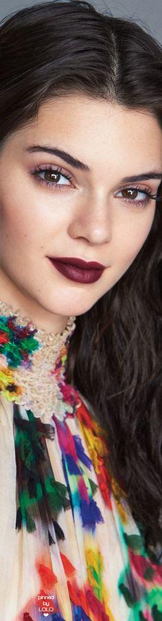 Kendall Jenner for Allure Magazine October 2016
