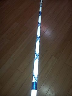 Beautiful fishing pole. Great Christmas Gift. Facebook/belfunkl custom rods