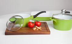 #Sabichi #cookware #kitchen #non-stick #vibrant #green