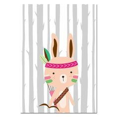Animales tribales Picture 4 Body Jewelry - The latest Fashion Statement The idea of body jewelry has Nursery Canvas Art, Nursery Prints, Canvas Art Prints, Canvas Wall Art, Tribal Bear, Tribal Animals, Bebe Nature, Scrapbooking Image, Cartoon Wall