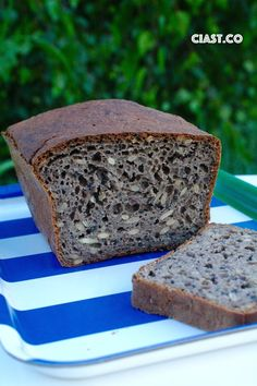 Ciast.Co: Chleb bezglutenowy mieszany