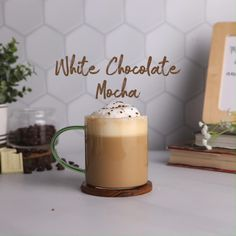 Coffee Drink Recipes, Summer Drink Recipes, Starbucks Recipes, Milkshake Recipes, Indian Dessert Recipes, Fun Baking Recipes, Mocha Recipe, Chocolate Recipes, Matcha