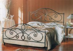 17 Cama Vintage, Bunk Bed Mattress, Wrought Iron Beds, Steel Bed, Iron Furniture, Woodworking Bed, Furniture Manufacturers, Bed Frame, Interior And Exterior