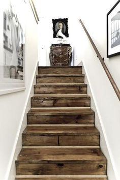 10 DIY Staircase Designs Sure to Amaze
